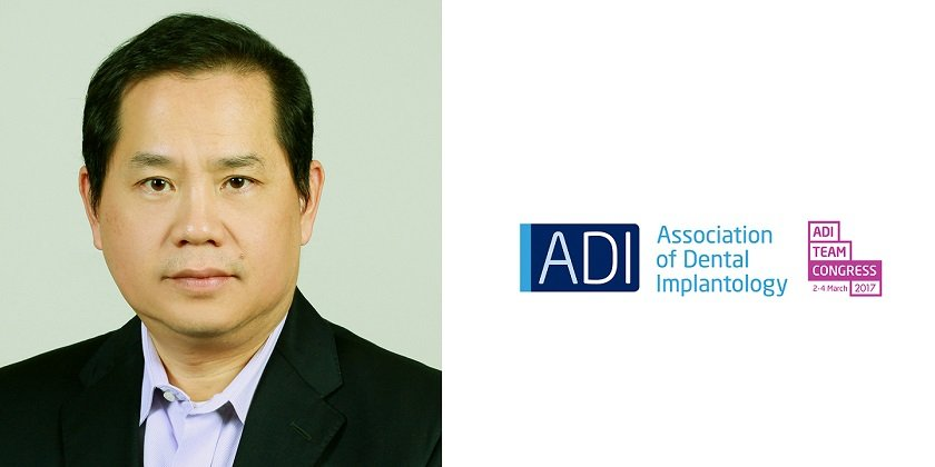 Dr Hom-Lay Wang will be one of the internationally renowned speakers at the ADI Team Congress 2017