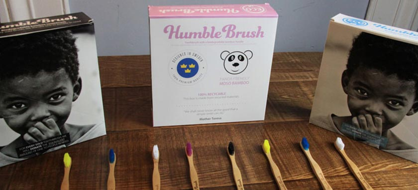 Brush Humble Smile Foundation