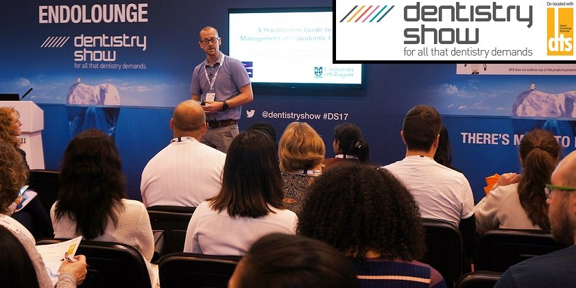 If you're into endodontics, then the EndoLounge at The Dentistry Show 2017 was the place for you.