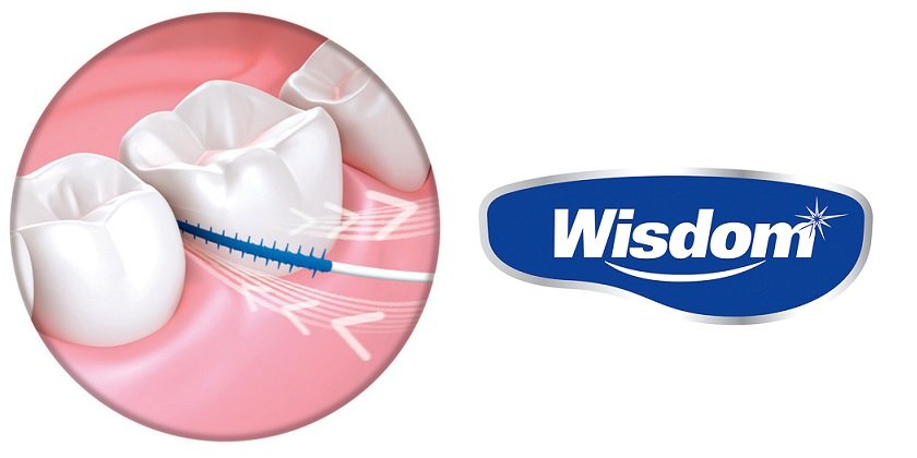 Wisdom Clean Between Rubber Interdental brushes are ideal for use by patients with crowns, bridges or orthodontic appliances, providing a proven solution for all.